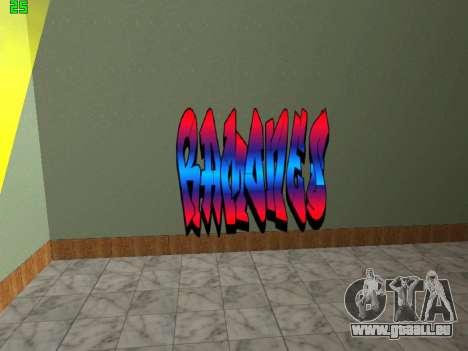 Graffity mod für GTA San Andreas sechsten Screenshot