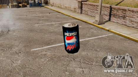 Nouvelles machines distributrices de soude pour GTA 4 quatrième écran