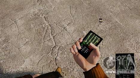 Goth Rock Themes für dein Handy für GTA 4 Sekunden Bildschirm