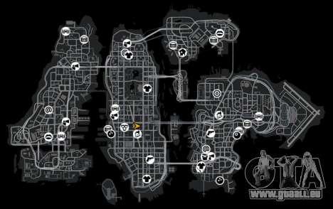 Penthouse v2.0 pour GTA 4 cinquième écran