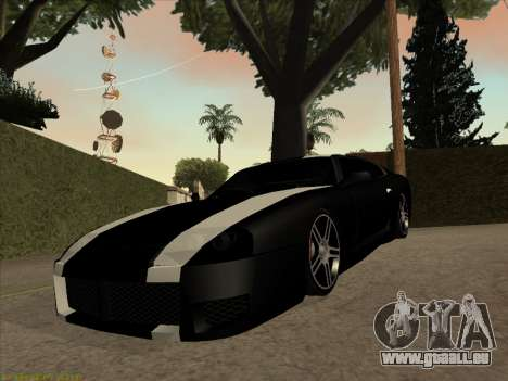 New Jester pour GTA San Andreas