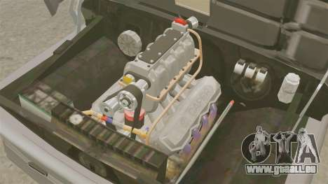 Chevrolet C-10 Stepside v3 für GTA 4 Innenansicht