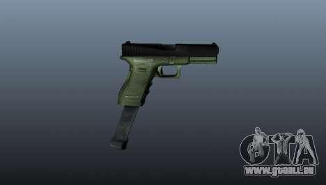 Glock 18 Akimbo MW2 v3 für GTA 4 dritte Screenshot