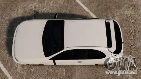 Daewoo Lanos GTI 1999 Concept für GTA 4 rechte Ansicht