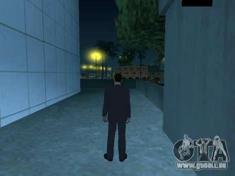 MafiaBoss HD für GTA San Andreas her Screenshot