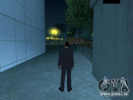 MafiaBoss HD pour GTA San Andreas quatrième écran
