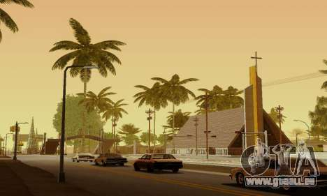 ENBSeries for Medium PC für GTA San Andreas fünften Screenshot