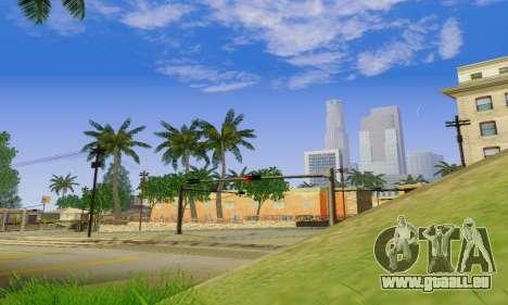 ENBSeries for Medium PC für GTA San Andreas dritten Screenshot