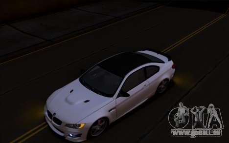 BMW M3 Hamann für GTA San Andreas linke Ansicht