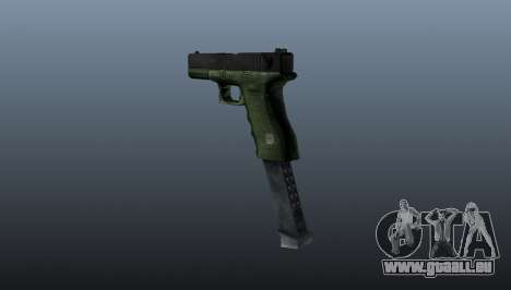 Glock 18 Akimbo MW2 v3 pour GTA 4 secondes d'écran