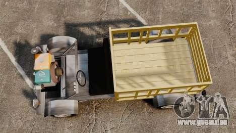 Carreta Agricola Tobaton für GTA 4 rechte Ansicht