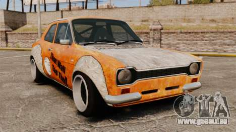 Ford Escort Mk1 Rust Rod pour GTA 4