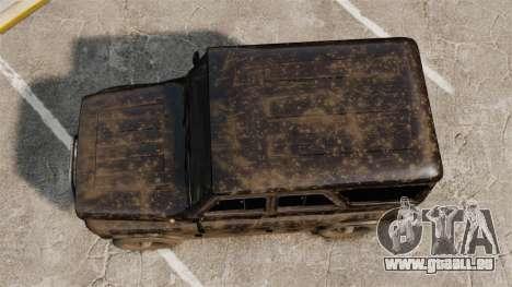 UAZ-315195 Hunter für GTA 4 rechte Ansicht