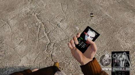 Goth Rock Themes für dein Handy für GTA 4 zwölften Screenshot