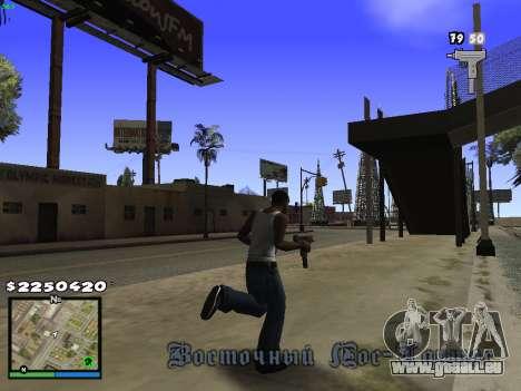 MFGTAFH V.1.1 für GTA San Andreas zweiten Screenshot