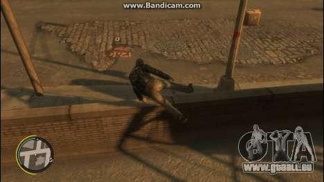 V Style pour GTA 4 cinquième écran
