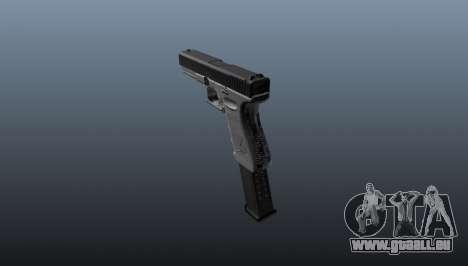 Glock 18 Akimbo v2 für GTA 4 Sekunden Bildschirm