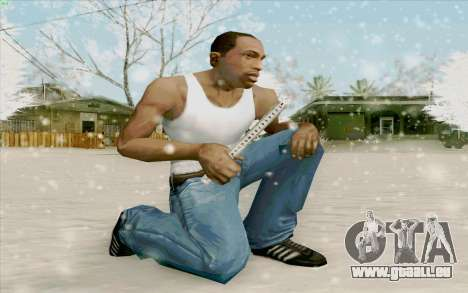 Règle en acier pour GTA San Andreas troisième écran
