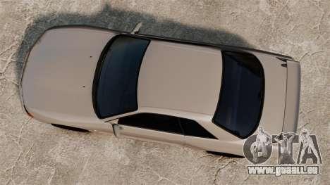 Nissan Skyline GT-R (R32) pour GTA 4 est un droit