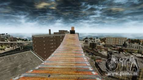 Rampe GTA IV für GTA 4 Sekunden Bildschirm