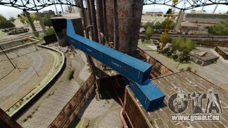 Une base défensive pour GTA 4 cinquième écran