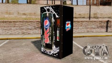 Nouvelles machines distributrices de soude pour GTA 4 secondes d'écran