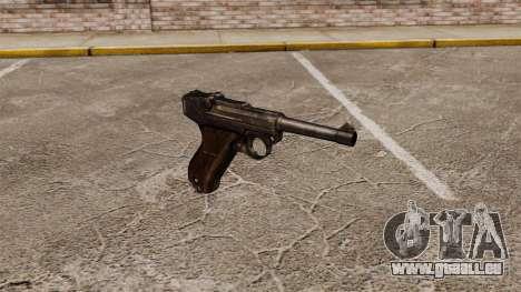 Pistole Parabellum v1 für GTA 4