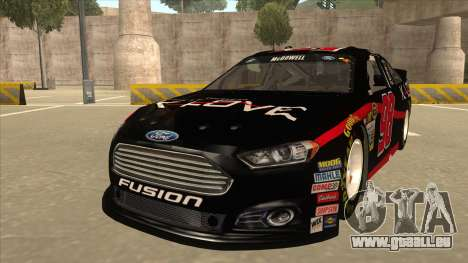 Ford Fusion NASCAR No. 98 K-LOVE für GTA San Andreas