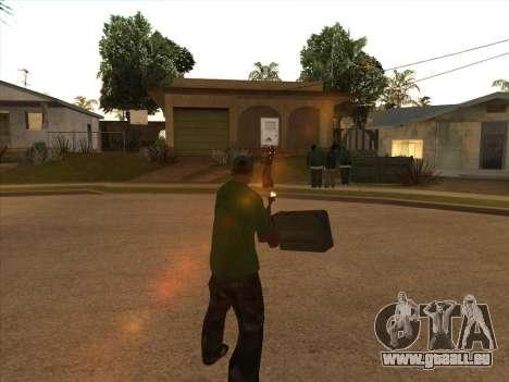 KORD pour GTA San Andreas troisième écran