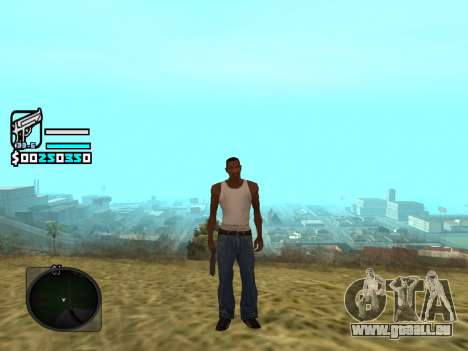 Hud by Larry pour GTA San Andreas