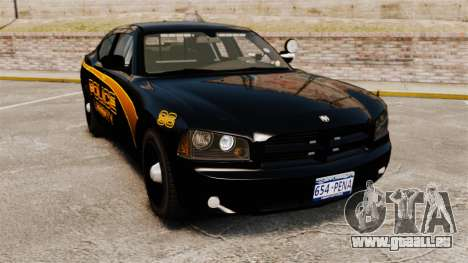 Dodge Charger 2008 LCPD Slicktop [ELS] pour GTA 4
