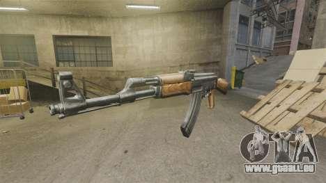 AK-47 pour GTA 4