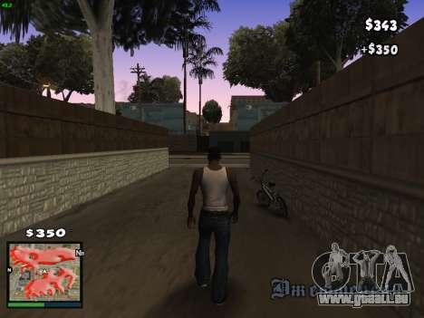 MFGTAFH V.1.1 für GTA San Andreas