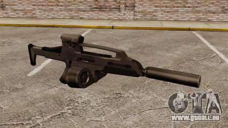 HK XM8 assault rifle v2 pour GTA 4