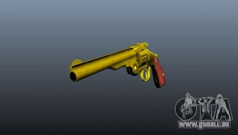 Schofield Revolver v2 für GTA 4