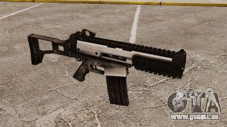 Automatische Crius SMG-v1 für GTA 4