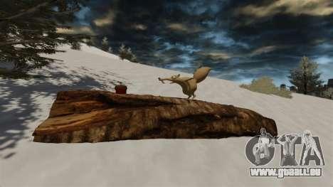 Emplacement Arctique (IV) [Final] pour GTA 4 quatrième écran