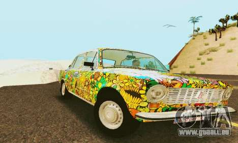 VAZ 21011 Hippie pour GTA San Andreas