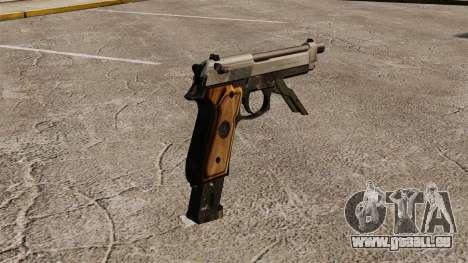 Auto Beretta M93R pour GTA 4 secondes d'écran