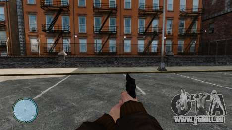 Fadenkreuz Call of Juarez: Bound in Blood für GTA 4 Sekunden Bildschirm