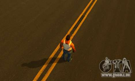 ENBSeries by AVATAR V2 pour GTA San Andreas quatrième écran