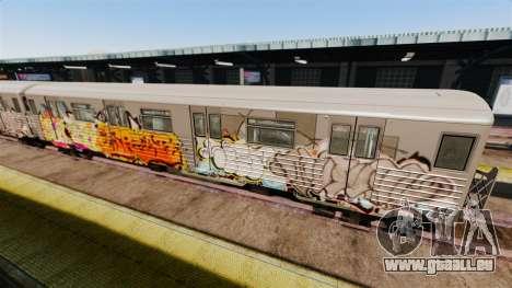 Neue U-Bahn-Graffiti für v4 für GTA 4 Sekunden Bildschirm