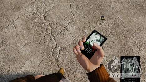 Goth Rock Themes für dein Handy für GTA 4 sechsten Screenshot
