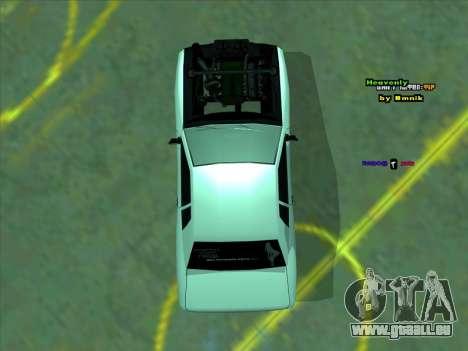 Drift Elegy by zhenya2003 pour GTA San Andreas vue de droite