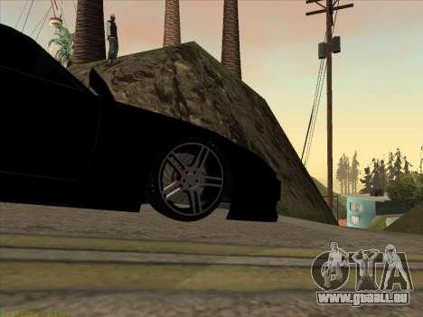 New Jester pour GTA San Andreas vue de droite
