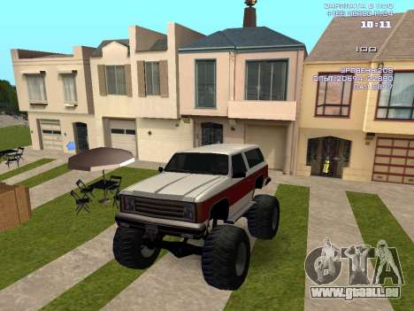Rancher Monster pour GTA San Andreas