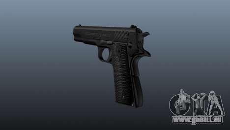 Pistole Colt M1911 v1 für GTA 4 Sekunden Bildschirm