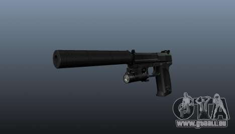 HK USP 45 Pistole für GTA 4