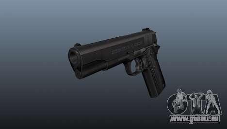 Pistole Colt M1911 v1 für GTA 4