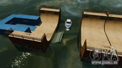 Drehbrücke für GTA 4 dritte Screenshot